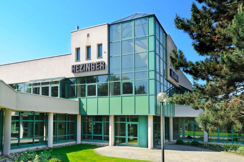 Schlagscheren / Hezinger Maschinen GmbH