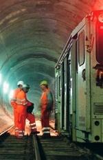トンネル建設