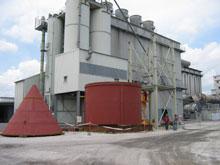 Silos de cemento / Mahr GmbH