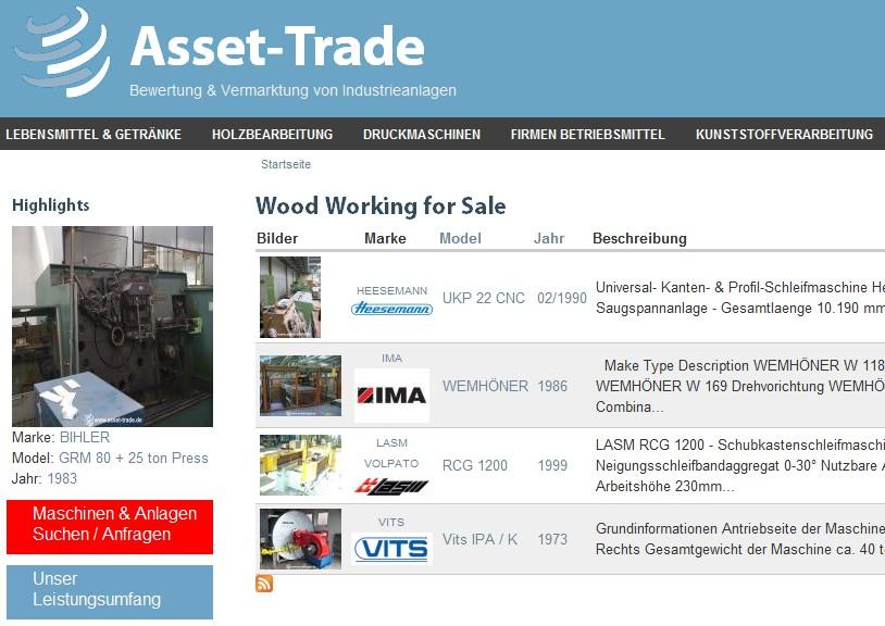 Asset-Trade - Avaliação e Alienação de Ativ...