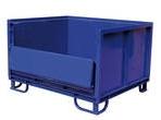 Blechbehälter / Schneider Transport- und Lagerb