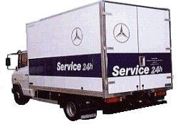 상업용 차량