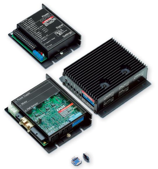 Steuerungselektronik für DC- und EC-Motoren