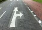 Marquages de chaussées