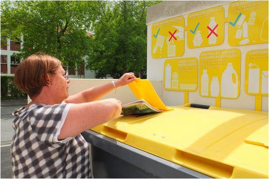 Logística de eliminación de residuos