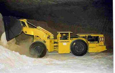 Madencilik makineleri