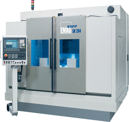 Máquinas rectificadoras CNC