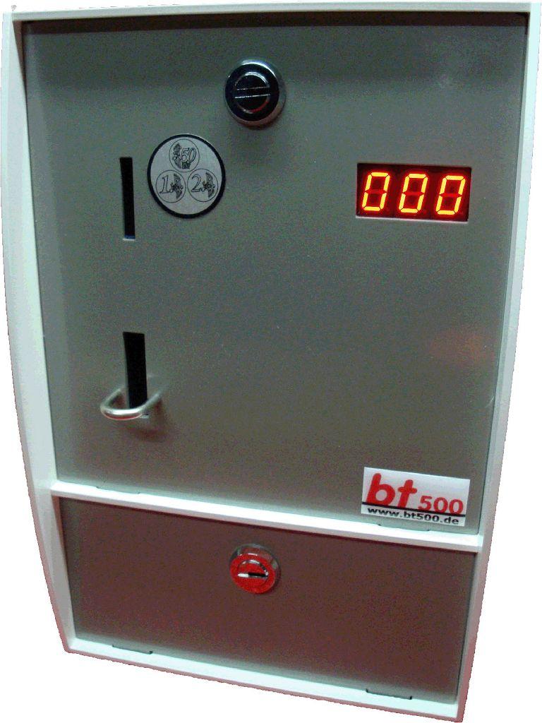 Distributore automatico di monete