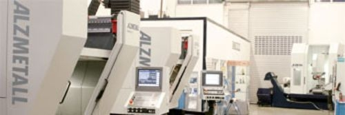 Numerically Controlled Machining Centres