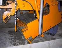 Rozściełacze masy betonowej