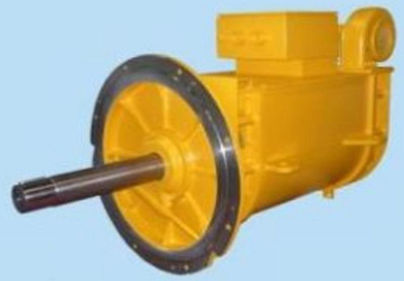 Silniki pierścieniowe / AEM-Anhaltische Elektromotorenwerk Dessau GmbH