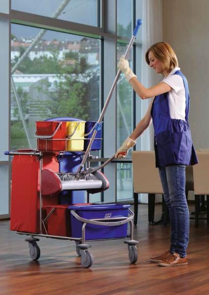 Tecnologia de limpeza industrial