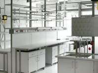 実験室用机