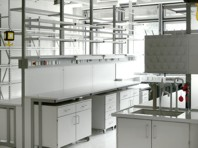 Mesas de laboratório