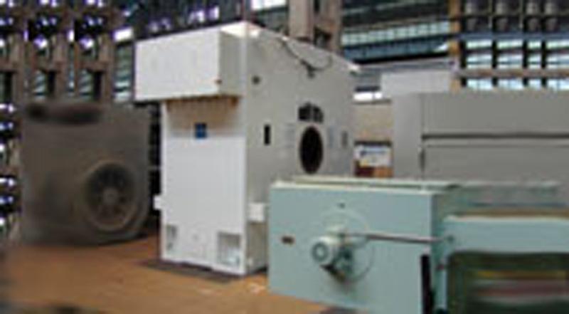 Synchronní generátory