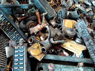 Reciclamiento de metales