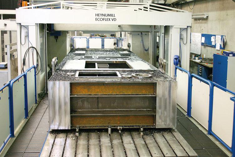 Procesamiento de metales / KURTZ GmbH