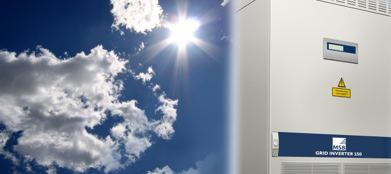 солнечный инвертер