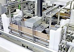 Kartonverpackungssysteme / sema Systemtechnik Sewing GmbH & Co. KG