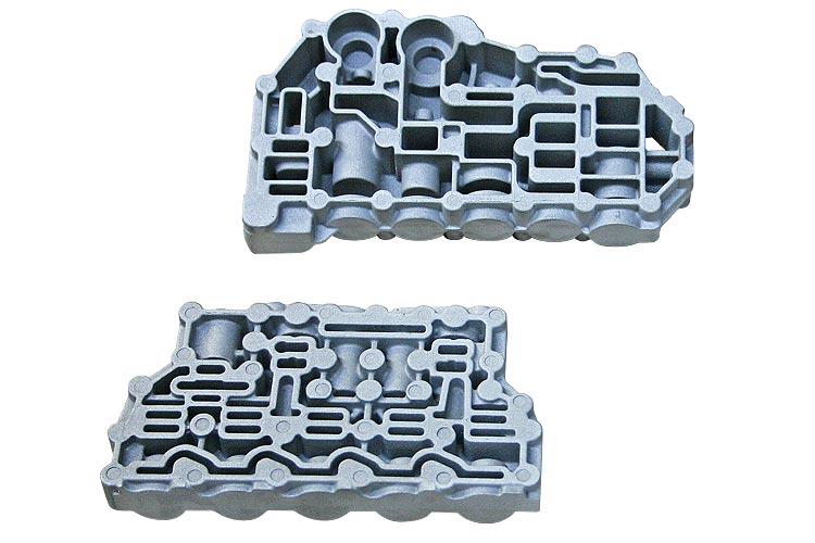 Aluminium öntött alkatrészek