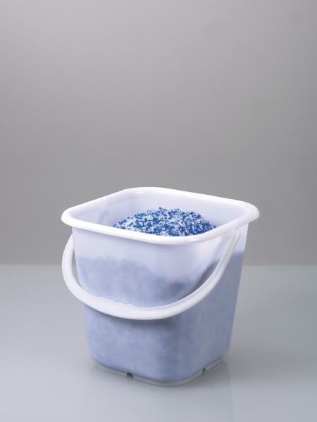 Cubo de plástico