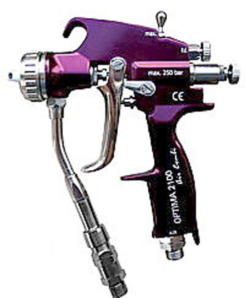 Pistolets pour peinture