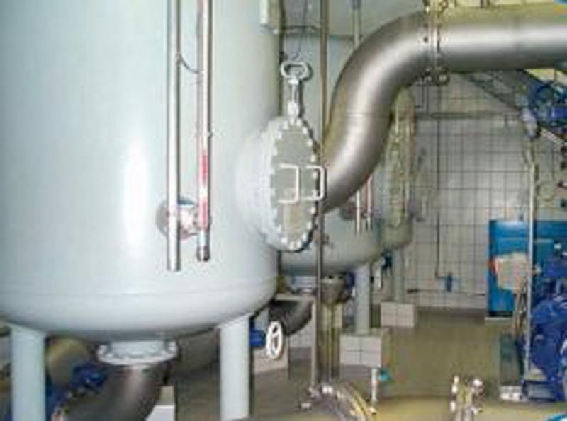 Instalacje wody pitnej