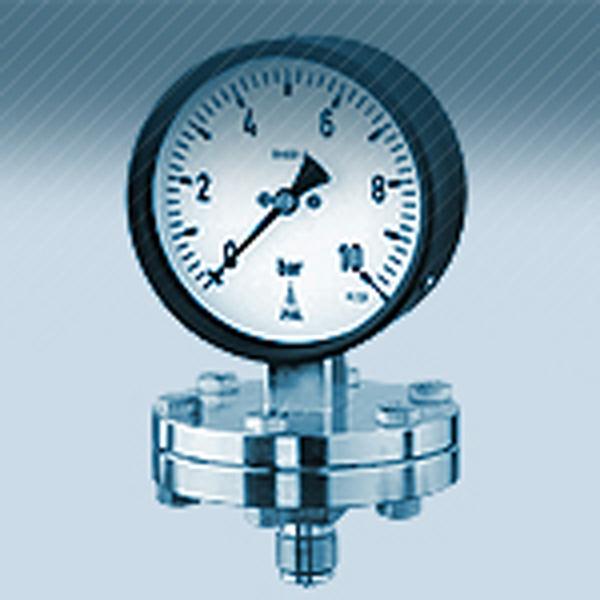 Manómetros / MANOTHERM Beierfeld GmbH