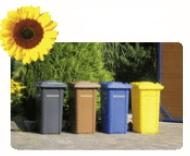 Cubos de basura / SSI Schäfer AG