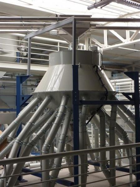 Kaffeeverarbeitungsanlagen / IMS Maschinen- u. Anlagenbau u. Beteiligungs-GmbH