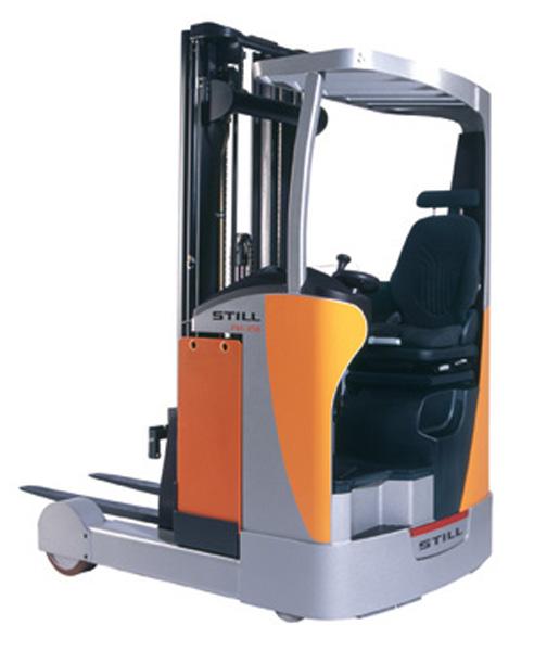 Wózki wysokiego składowania / STILL GmbH