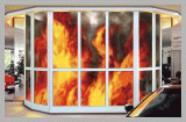Puertas de protección contra incendios