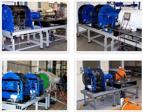 Power Test Stands