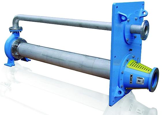 Unterwasserpumpen / ANDRITZ Pumpen