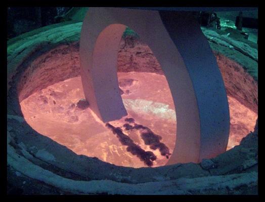 Endüksiyon ısıtma tesisleri