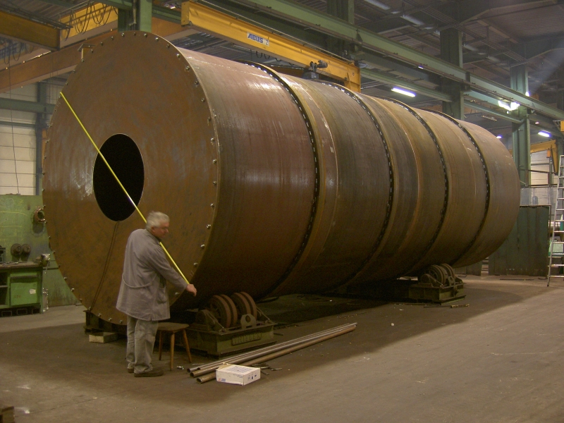 Construcción de tanques / Bock Maschinenbau GmbH