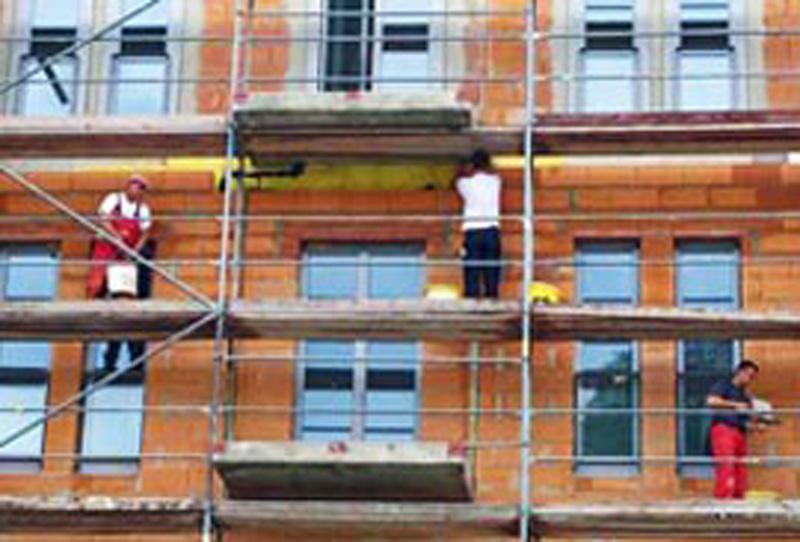 Stavba hotová na klíč