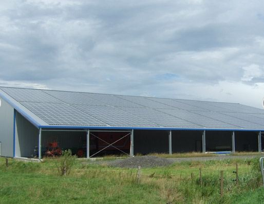 Tarımcılık hangarları