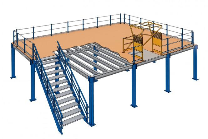 Plataformas de construção