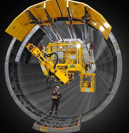 Строительство туннелей