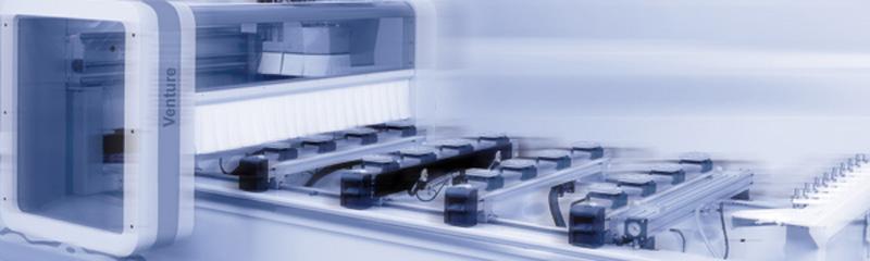 Centros de tratamento por fresagem CNC