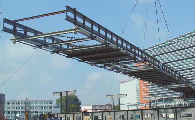 Construction d'installations