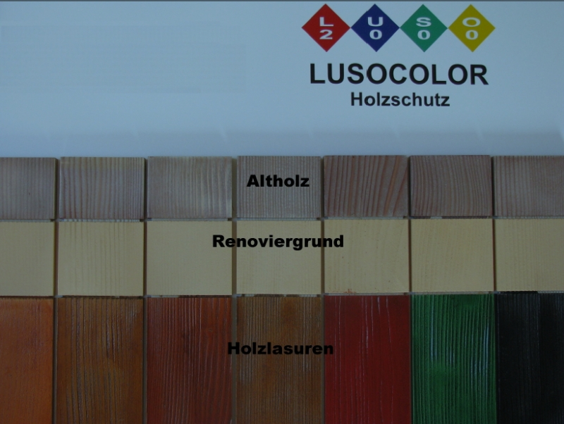Esmalte para madeira / NICELA GmbH Coswig