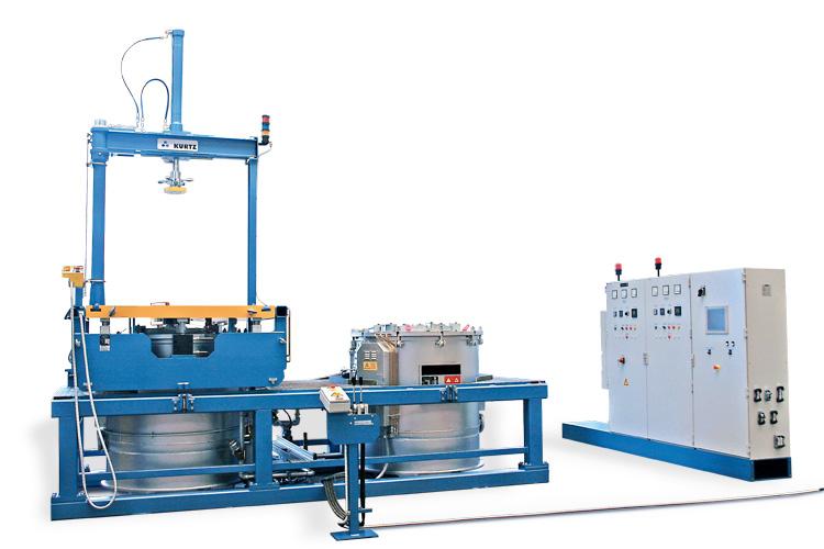 Macchine per fonderie