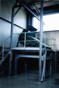 Escadas metálicas