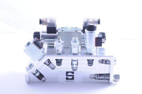 Zawory hydrauliczne / Magnetbau Schramme GmbH & Co. KG