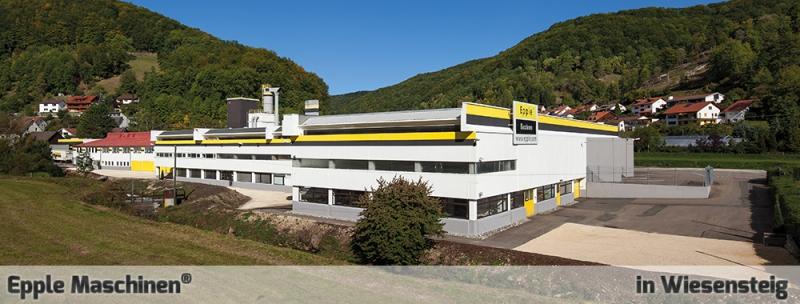 Blechbearbeitungsmaschinen / Epple Maschinen GmbH