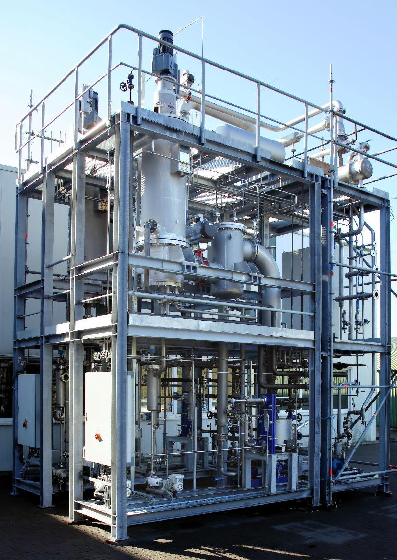 Distillation moléculaire