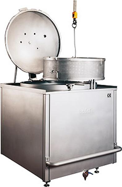 Büyük mutfak tekniği