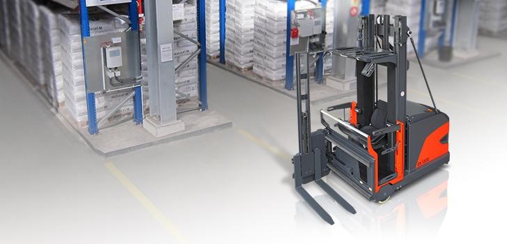 Wózki wysokiego składowania / MAGAZINER Lager - und Fördertechnik GmbH